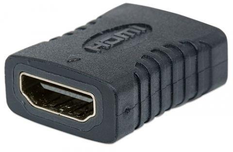 Accesorio Manhattan 353465 adaptador de cable HDMI Negro