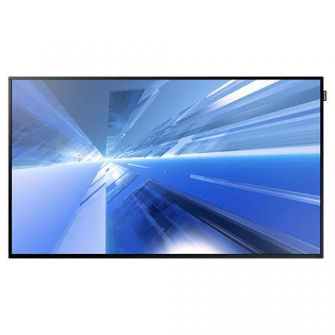 """Television Samsung DM55E Pantalla plana de señalización digital 139.7 cm (55"""") LED Full HD Negro"""