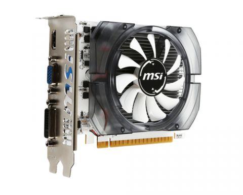 Tarjeta gráfica MSI N730-2GD3V3 NVIDIA GeForce GT 730 2 GB GDDR3