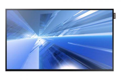 """Samsung DB32E Pantalla plana de señalización digital 81.3 cm (32"""") LED Full HD Negro"""