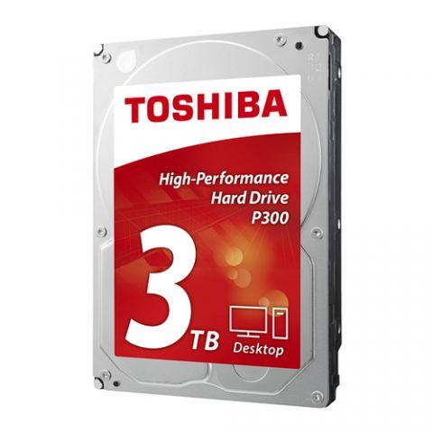 "Disco Duro Toshiba P300 3TB 3.5"" 3000 GB Serial ATA III"
