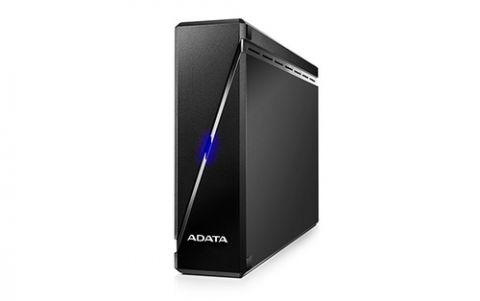 Disco duro externo ADATA HM900 disco duro externo 4 GB Negro