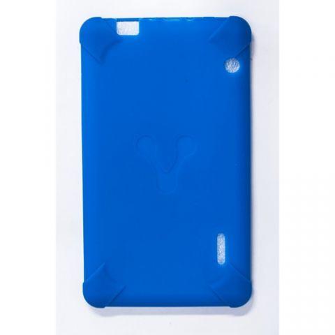 """Accesorios para tablet Vorago TC-124 17.8 cm (7"""") Funda Azul"""