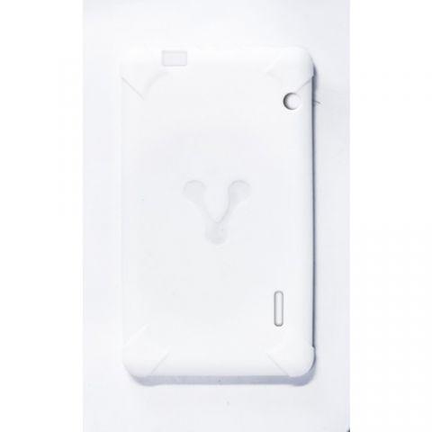 """Accesorios para tablet Vorago TC-124 17.8 cm (7"""") Funda Blanco"""