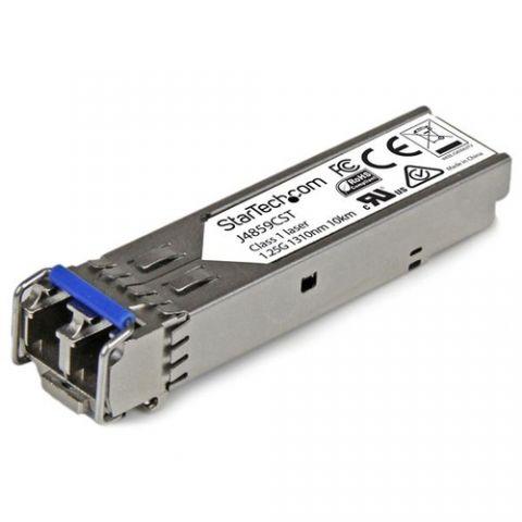 Transceptor StarTech.com Módulo Transceptor SFP Compatible con HP J4859C - 1000BASE-LX