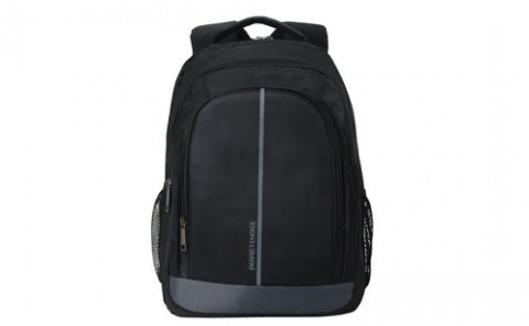 "Perfect Choice PC-082835 maletín para laptop 43.2 cm (17"") Funda tipo mochila Negro"