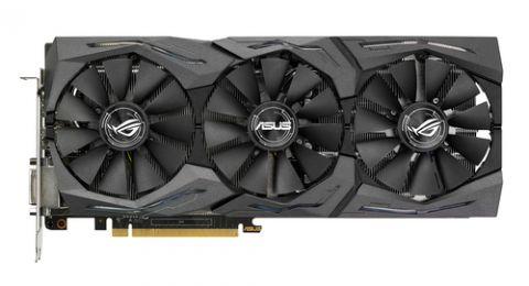 Tarjeta gráfica ASUS STRIX-GTX1070-O8G-GAMING NVIDIA GeForce GTX 1070 8 GB GDDR5