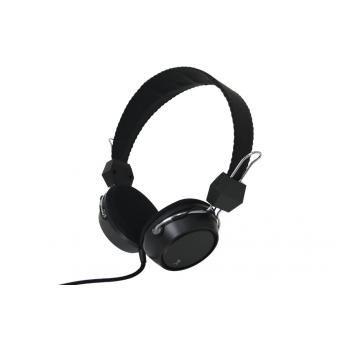 Accesorios para Electronica Perfect Choice PC-116394 audífono y auriculare Auriculares Diadema Negro