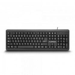 Teclado y raton True Basix TB-01005 teclado USB Negro