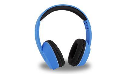 Limpieza Acteck AR-100 Auriculares Diadema Conector de 3.5 mm Azul