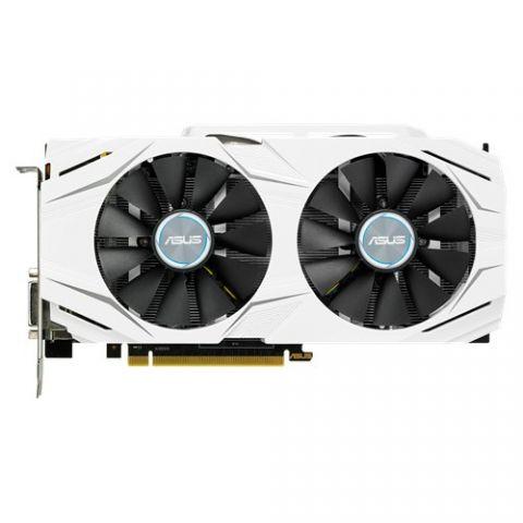 Tarjeta gráfica ASUS DUAL-GTX1070-O8G tarjeta gráfica NVIDIA GeForce GTX 1070 8 GB GDDR5