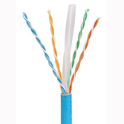 Accesorio Panduit PUC6004BU-FE cable de red Azul 305 m Cat6 U/UTP (UTP)