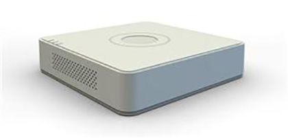 DVR Turbo HD HIKVISION DS-7108HGHI-F1 - Color blanco, 8 DS-7108HGHI-F1