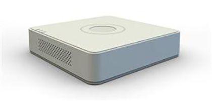 Grabadores analógico Hikvision Digital Technology 8 Turbo HD/AHD/Analog Blanco