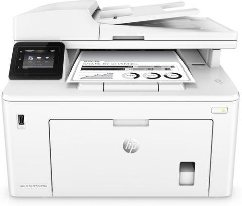 Impresora HP LaserJet Pro M227fdw Laser A4 1200 x 1200 DPI 28 ppm Wifi