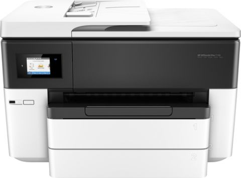 Impresora HP OfficeJet Pro 7740 Inyección de tinta térmica A3 4800 x 1200 DPI 22 ppm Wifi