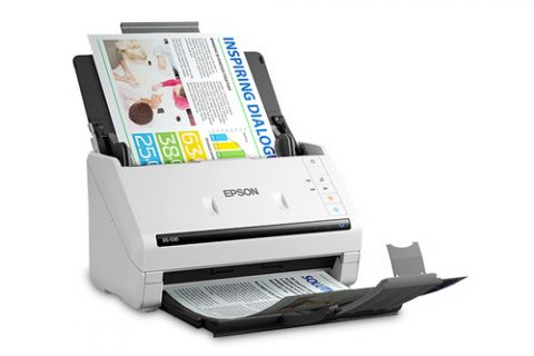 Escaner Epson DS-530 Escáner alimentado con hojas 300 x 300 DPI Blanco