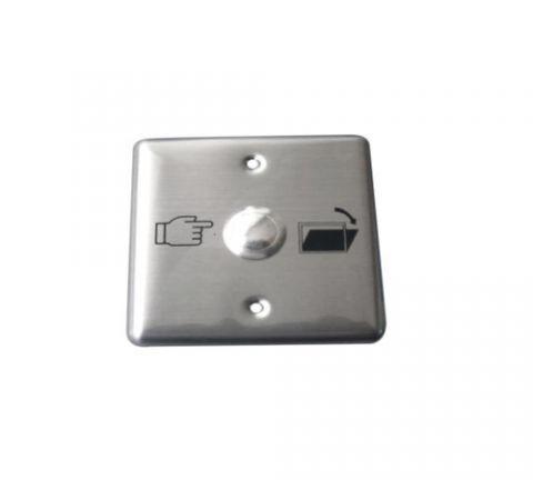 Botón cuadrado Anviz - Plata AN-ACCK6