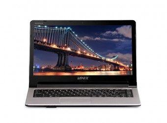 "Laptop Lanix NEURON G6 Computadora portátil 35.6 cm (14"") 1366 x 768 Pixeles Intel® Core™ i3 de la sexta generación 4 GB DDR3L-SDRAM Windows 10 Home Plata"