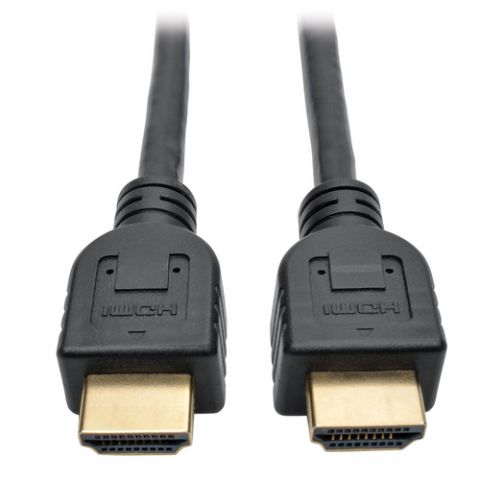 Accesorio Tripp Lite P569-010-CL3 Cable HDMI de Alta Velocidad con Ethernet y Video Digital con Audio, Ultra Alta Definición 4K x 2K, Especificación Intra-Muro CL3 (M/M), 3.05 m [10 pies]
