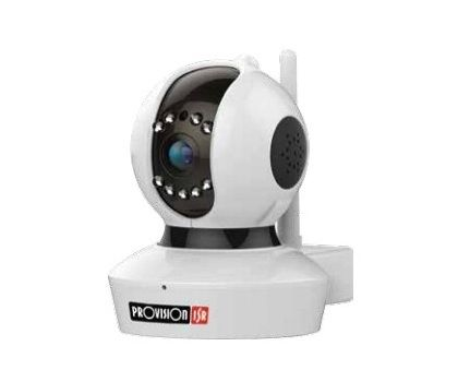 Cámaras de videovigilancia Provision-ISR PT-737E cámara de vigilancia Cámara de seguridad IP Interior y exterior Domo 1280 x 720 Pixeles Techo/escritorio