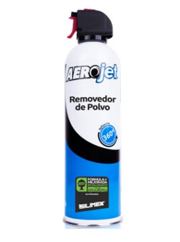 Limpieza Silimex AeroJet 360° limpiador de aire comprimido 440 ml