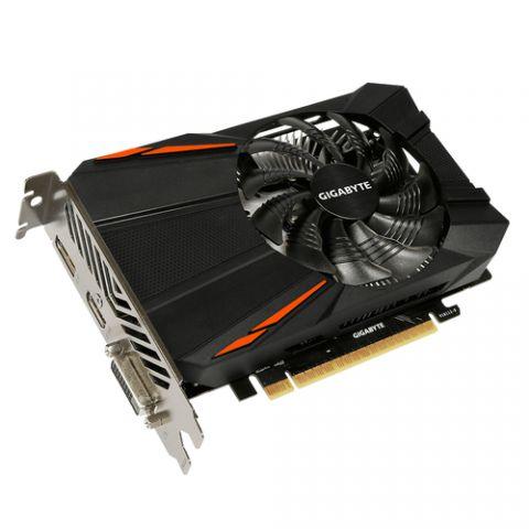 Tarjeta gráfica Gigabyte GeForce GTX 1050 Ti D5 4G