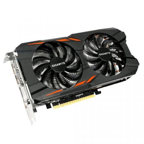 Tarjeta gráfica Gigabyte GeForce GTX 1050 Windforce OC 2G