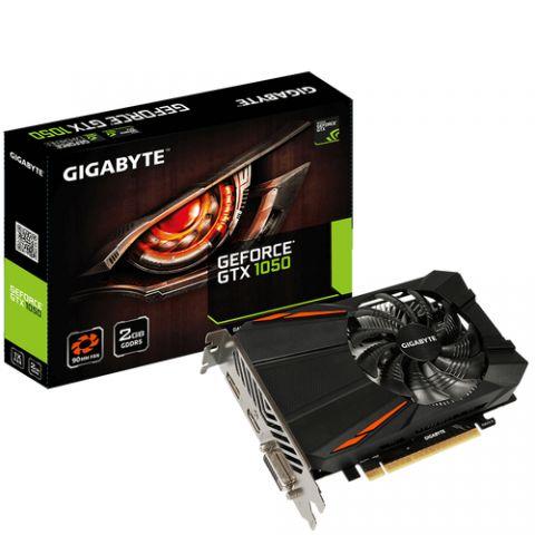 Tarjeta gráfica Gigabyte GeForce GTX 1050 2GB