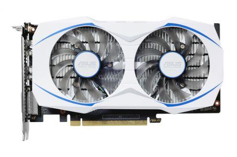Tarjeta gráfica ASUS DUAL-GTX1050-2G tarjeta gráfica NVIDIA GeForce GTX 1050 2 GB GDDR5