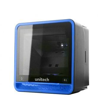 Lectores de códigos de barra Unitech FC79 Lector de código de barras anexo 1D/2D LED Negro, Azul