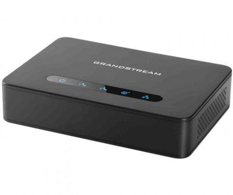 Grandstream Networks HT812 adaptador de telefonía VoIP