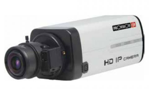Provision-ISR BX-342IP5 cámara de vigilancia Cámara de seguridad IP Caja 2688 x 1520 Pixeles Techo/pared