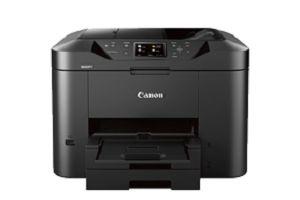 Impresora Canon MAXIFY MB2710 Inyección de tinta A4 600 x 1200 DPI Wifi