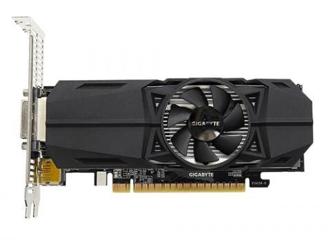 Tarjeta gráfica Gigabyte GeForce GTX 1050 OC Low Profile 2G