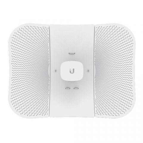 Antena Ubiquiti Networks LiteBeam AC Puente de red 450 Mbit/s Blanco