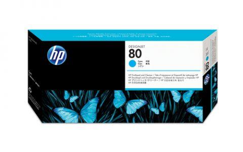 Cabezal HP 80 cabeza de impresora
