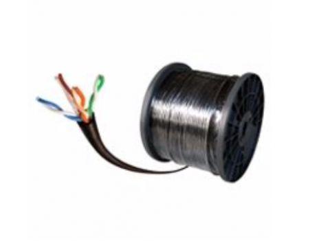 Cable UTP CONDUMEX 667666-45 - 305 m, Negro, UTP Cat6 Exterior, 100  Cobre 667666-45