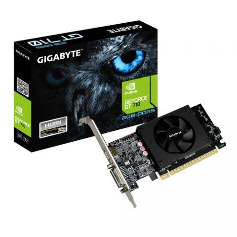 Tarjeta gráfica Gigabyte GeForce GT 710 2GB