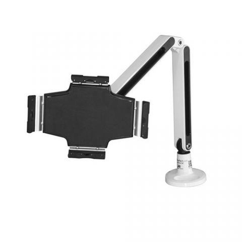 Soportes para PC StarTech.com Base Universal de Soporte de Escritorio para Tablet de 9 a 11 Pulgadas - Color Blanco - con Brazo Articulado