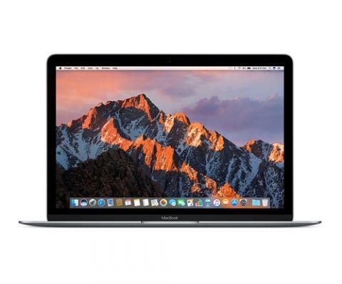 "MacBook Apple MacBook Computadora portátil 30.5 cm (12"") 2304 x 1440 Pixeles Intel® Core™ m3 de la séptima generación 8 GB LPDDR3-SDRAM 256 GB SSD Wi-Fi 5 (802.11ac) macOS Sierra Gris"