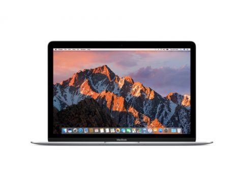 "MacBook Apple MacBook Computadora portátil 30.5 cm (12"") 2304 x 1440 Pixeles Intel® Core™ m3 de la séptima generación 8 GB LPDDR3-SDRAM 256 GB SSD Wi-Fi 5 (802.11ac) macOS Sierra Plata"