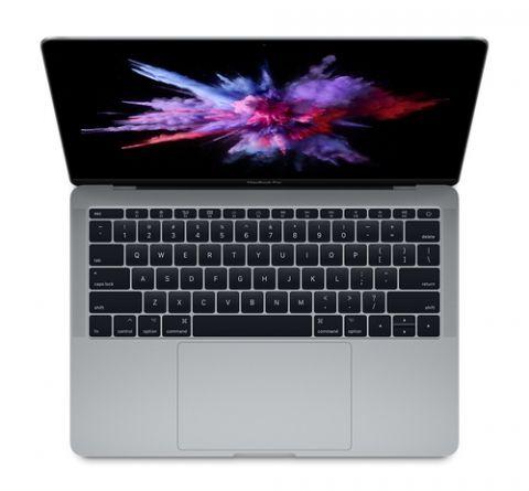 "MacBook Apple MacBook Pro Computadora portátil 33.8 cm (13.3"") 2560 x 1600 Pixeles Intel® Core™ i5 de la séptima generación 8 GB LPDDR3-SDRAM 256 GB SSD Wi-Fi 5 (802.11ac) macOS Sierra Gris"