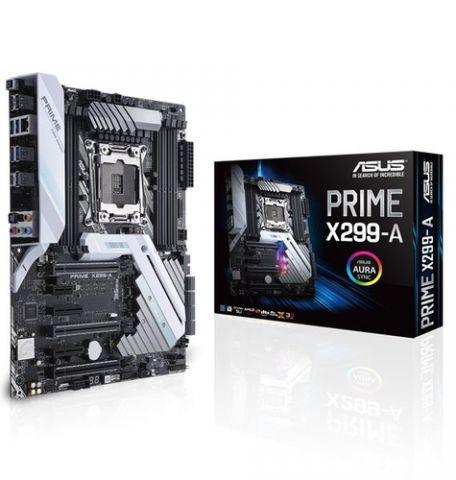 Tarjeta madre ASUS PRIME X299-A Intel® X299 LGA 2066 (Socket R4) ATX
