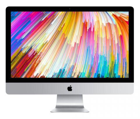 """iMac Apple iMac 54.6 cm (21.5"""") 4096 x 2304 Pixeles Intel® Core™ i5 de la séptima generación 8 GB DDR4-SDRAM 1000 GB Unidad de disco duro AMD Radeon Pro 555 macOS Sierra 10.12 Wi-Fi 5 (802.11ac) PC todo en uno Plata"""