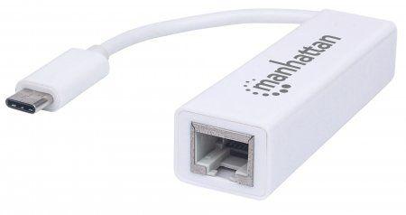 Adaptador USB red Manhattan 507585 tarjeta de red Ethernet 100 Mbit/s