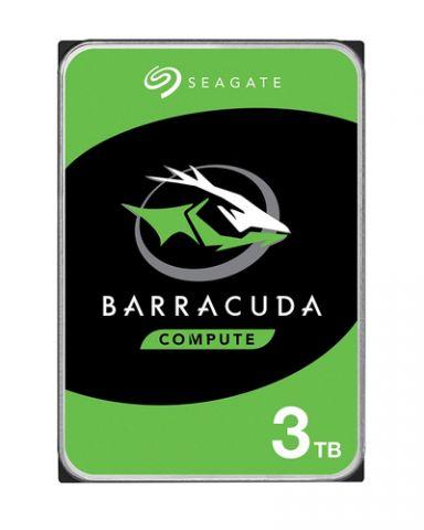 "Disco Duro Seagate Barracuda ST3000DM007 disco duro interno 3.5"" 3000 GB Serial ATA III"