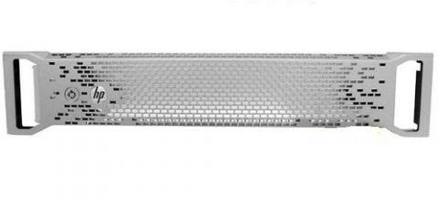 Protección de acceso a discos duros Hewlett Packard Enterprise Gen10 2U Bezel Kit - Acero, Acero, 680 g, 431, 8 mm 867809-B21