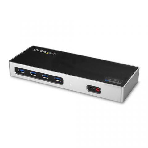 StarTech.com Docking Station 4K Dual con 6 Puertos USB C / USB 3.0