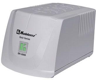 Regulador Koblenz ER-2000 2000 VA 800 W 8 salidas AC